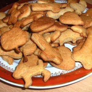 Крцкави колачиња без брашно