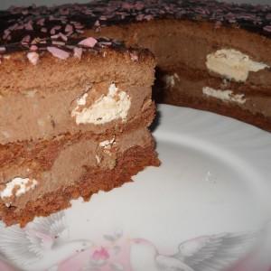 Бакнеж торта