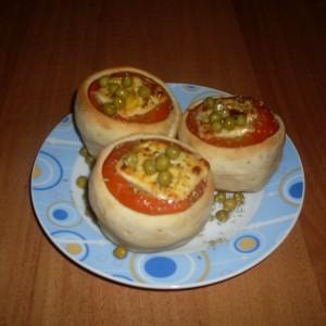 Полнети домати
