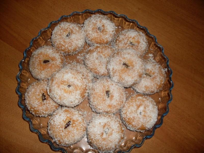 Посни чајни колачиња