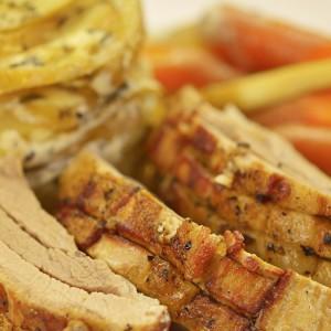 Видео рецепт: Бавно печено свинско месо
