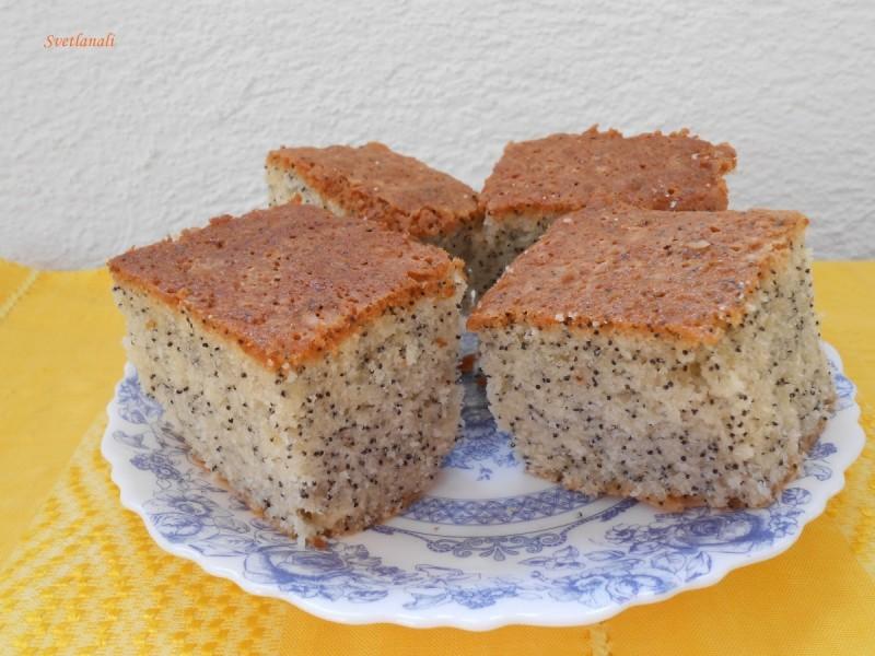 Торта со афион