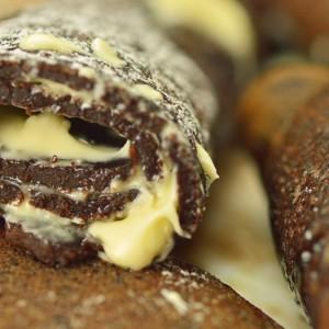 Видео рецепт: Палачинки со три вида чоколадо
