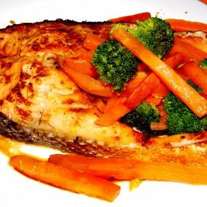 Мариниран лосос