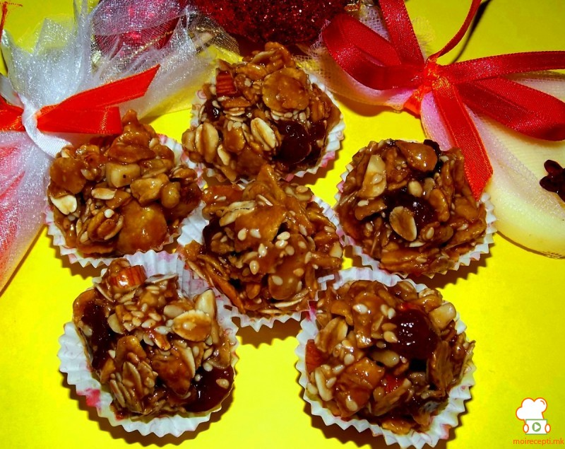 Посни житни колачиња
