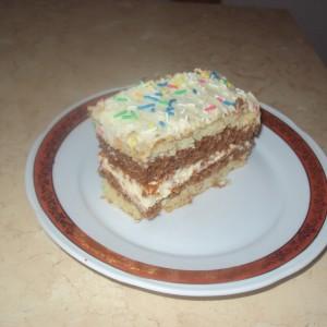 Метро торта