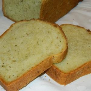 Леб со песто сос