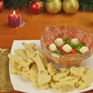 Видео рецепт: Малечки лепчиња за забава