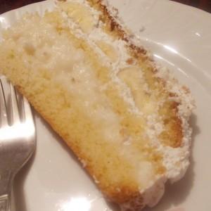 Торта со банани