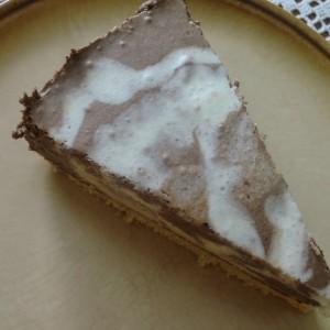 Бело-чоколадна торта