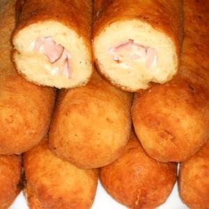 Пирошки со компири