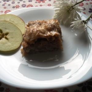 Баклава со јаболка
