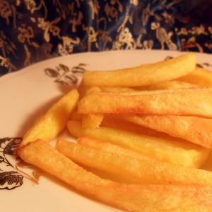 Домашен крцкав помфрит