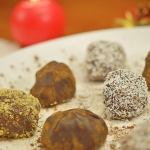 Видео рецепт: Чоколадни тартуфи