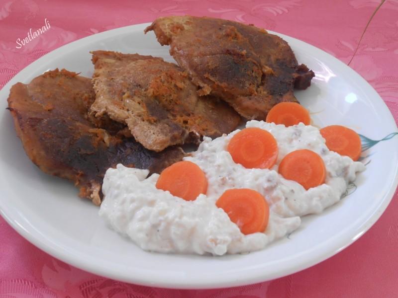Маринирано свинско месо