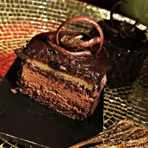 Мини чоколадни тортици