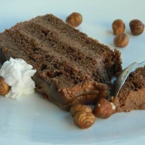 Фереро роше торта (со Нутела)
