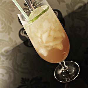Освежителен пијалок од ѓумбир