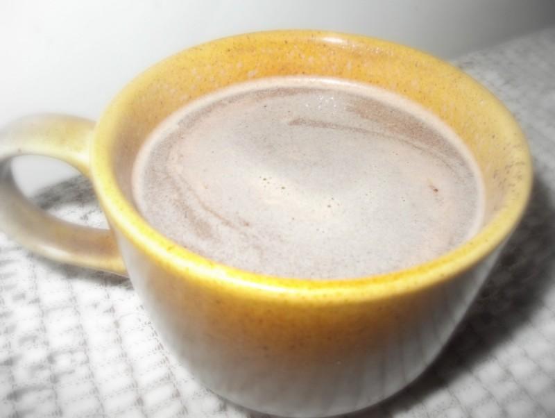 Топло чоколадо со Нутела