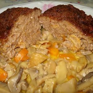 Ролат со мелено месо