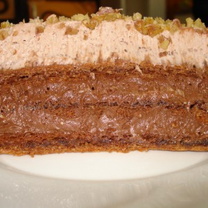 Крушевска торта