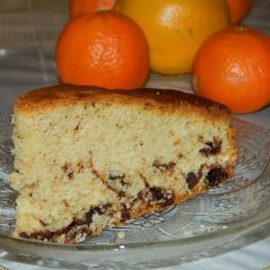 Торта со чоколада и рум