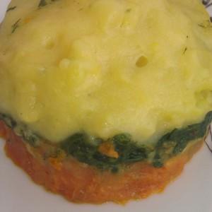 Шарен пудинг од зеленчук