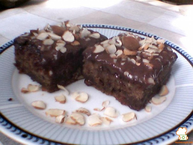Торта со мармалад
