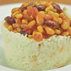 Видео рецепт: Чили со мешан грав