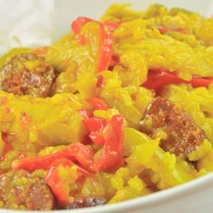 Видео рецепт: Џамбалаја