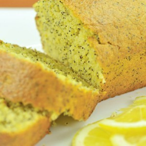 Видео рецепт: Колач од палента со лимон и мак