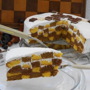 Шах торта