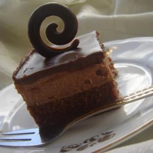 Кремасти чоколадни коцки