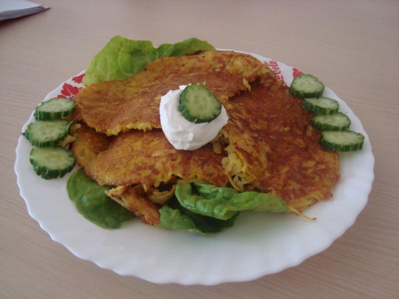 Палачинки од компир без брашно
