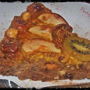 Ошава торта (посна, макробиотичка)