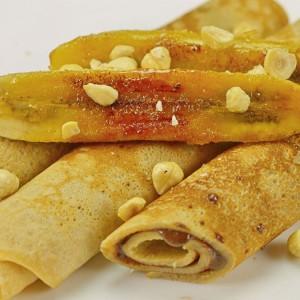 Видео рецепт: Интегрални палачинки со Нутела