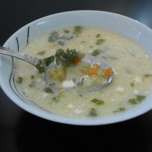 Супа со зеленчук