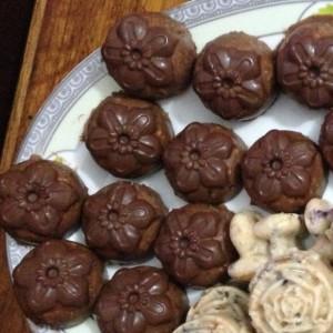 Посни колачи со таан алва