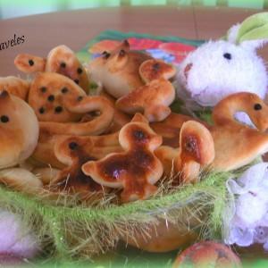 Велигденски кифлички