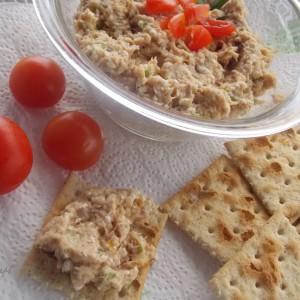 Мус од туна и крем сирење