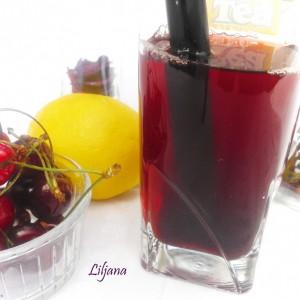 Сируп од вишни (без варење)