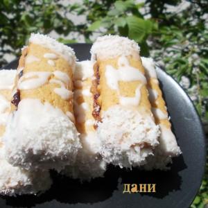 Кокосови кекси