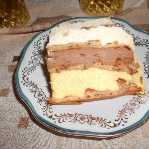 Торта Бели ангели