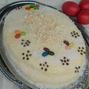 Торта Велигденско јајце