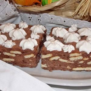 Смрзната чоколадна торта