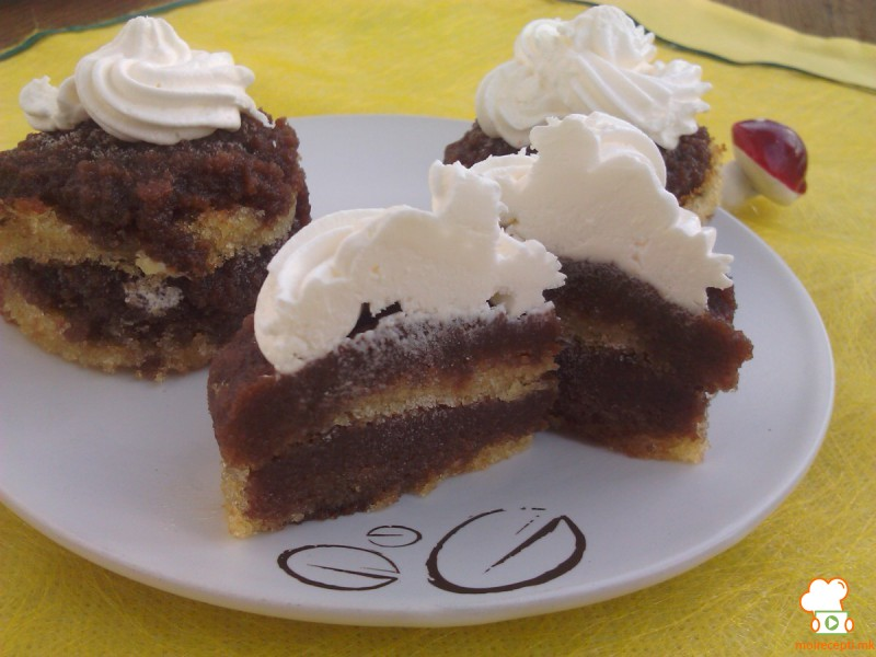 Тортички со чоколадо