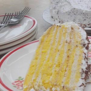 Естерхази торта