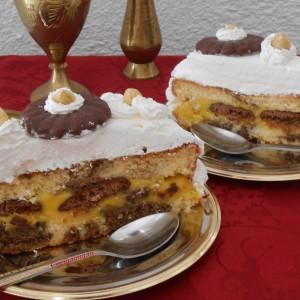Торта со колачи