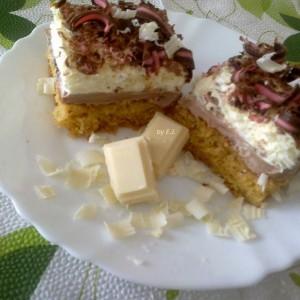 Едноставна торта со фил
