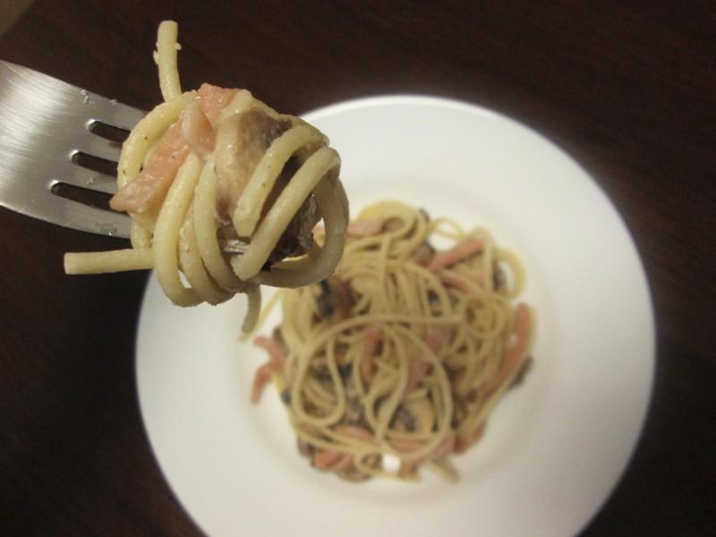 Шпагети фунги